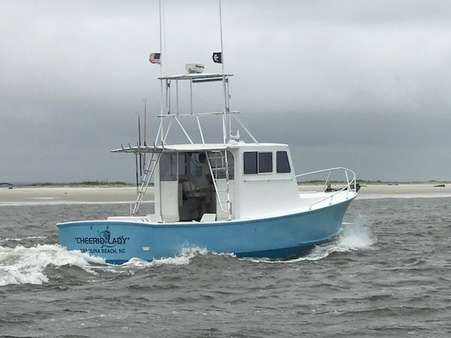 batson charter boats carolina beach fishing charters